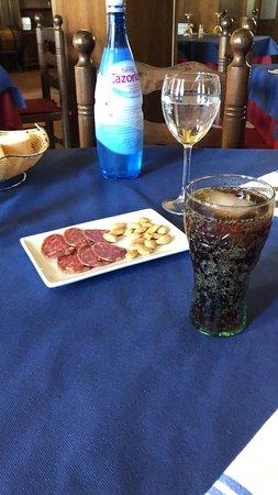 imagen Restaurante El Templario en La Iruela