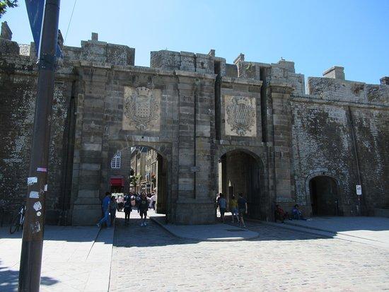Porte Saint Vincent