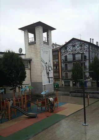 Villabona, Spania: Tarde de sirimiri