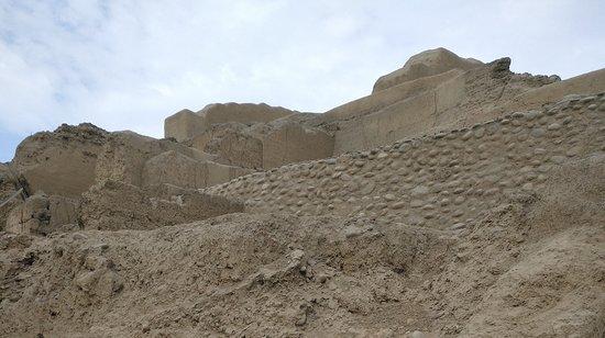 Magdalena del Mar, بيرو: Huaca Huantille es de afiliación cultural Ychma, ocuparon este territorio entre 900 dC y 1450 dC.