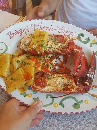 A capri seafood restaurant