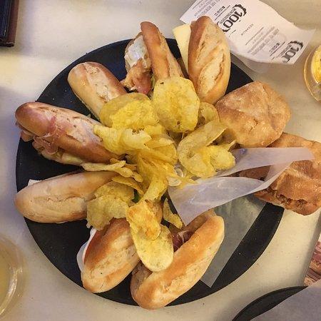 10 panini tutti buonissimi