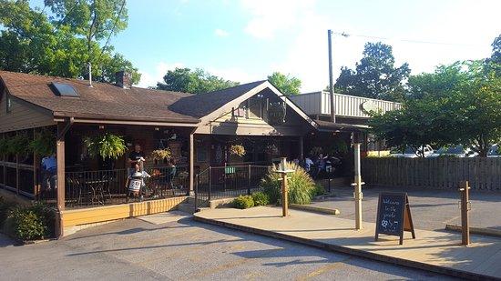 Village Pub and Beer Garden...McGodick Pike, East Nashville