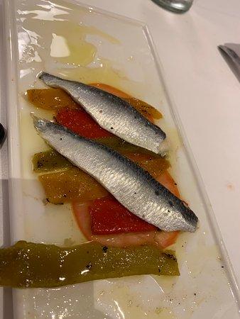 Prado, Spain: pescado