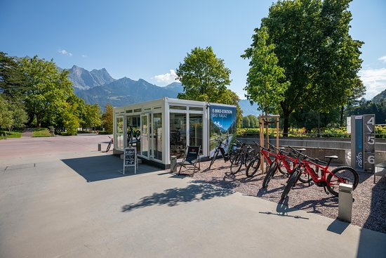 E Bike Station Bad Ragaz