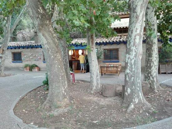 Restaurante Terraza Rincon De Goya En Zaragoza