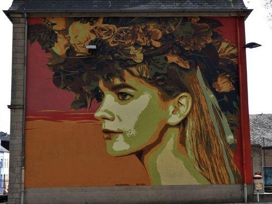 Fresque On love