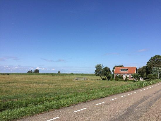 Rent & Event Volendam: biking around in Volendam :-))