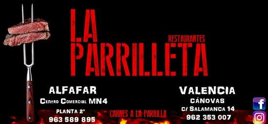 1 – Bild från La Parrilleta, Valencia - Tripadvisor