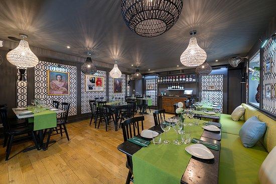 De 10 bästa restaurangerna i Whitechapel (London)