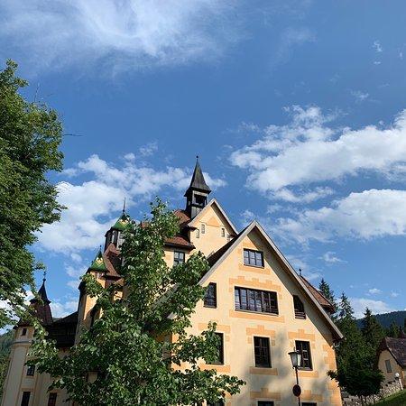 Sankt Gallen, ออสเตรีย: Naturhotel Schloss Kassegg
