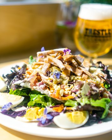 Trestle Brewing Company: Cobb Salad Feature