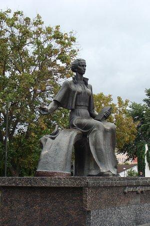 Kolodyazhne, Ucrania: Памятник в Ковеле