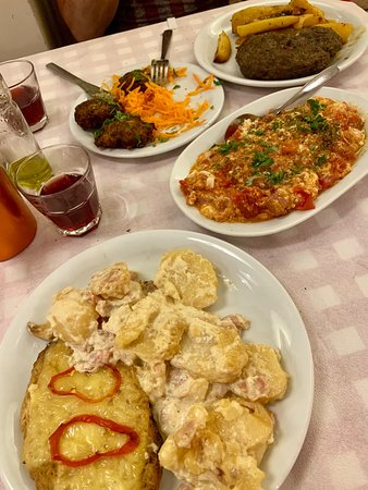 Great traditional food with Greek hospitality!