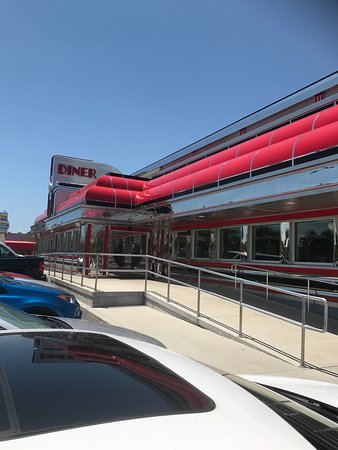 Fun 50's Style Diner