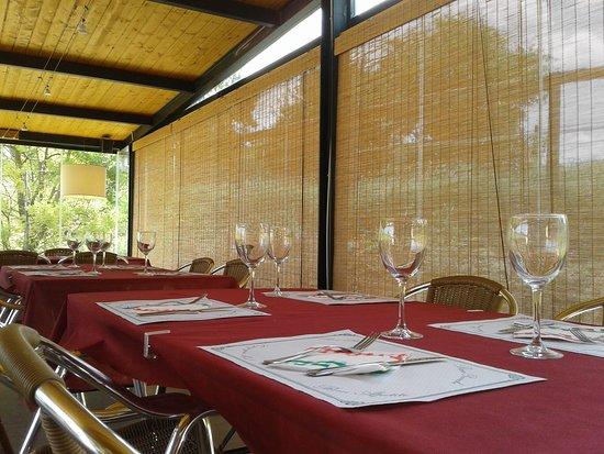 Sant Mori, Испания: Pane&Vino Bar restaurante