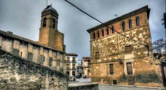 Carcastillo, Hiszpania: Calles aledañas