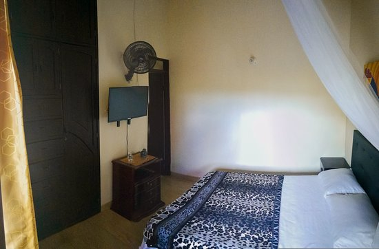 Gigante, Kolumbia: habitaciones muy cómodas y con T.V
