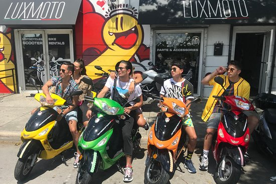 Wynwood Scooter Tours Miami