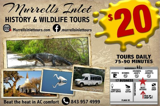 Murrells Inlet Tours
