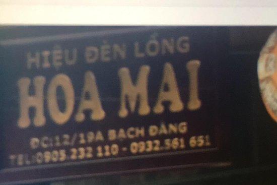 Lantern Shop Hoa Mai