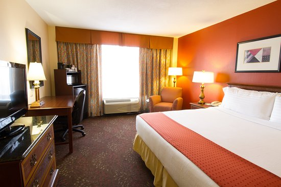 Great Staff, Clean, Consistent Rooms, Convenient Location to