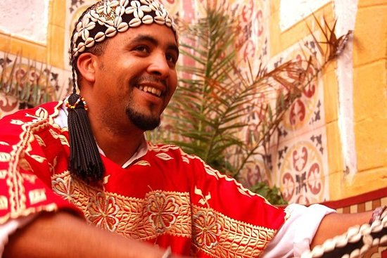 Experience Morocco: Essaouira Gnawa...