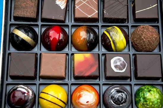 巧克力口味:日内瓦 3 小时品尝和文化之旅