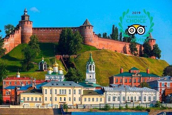 Explore Nizhny Novgorod and Kremlin...