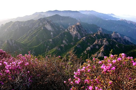 Seoraksan Peak Daecheongbong (1 708m...