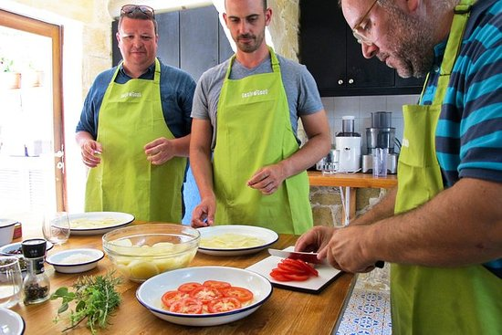 Cooking Class in Gozo with Market...