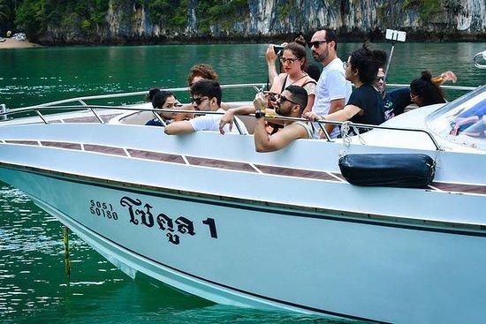 Phuket : James Bond Island & Hong...
