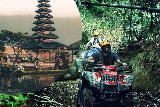 Bali ATV Quad Bike con Bedugul Lake...