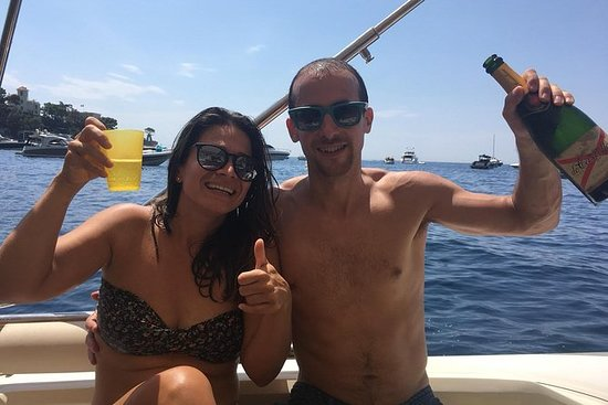 VIP游船 - 探索秘密海滨景点
