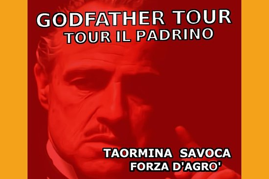 Godfather Tour: TOUR OF THE FATHER