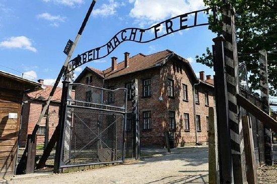 Excursión a Auschwitz y Birkenau...