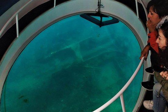 Goats Island Tour + Sunken Boat ...