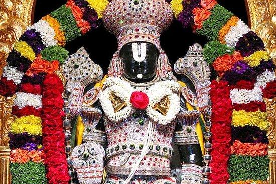 Pacchetto turistico Tirupati Balaji