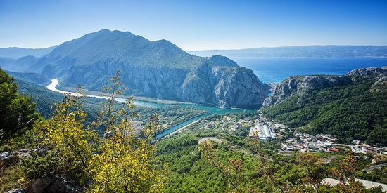 Tag am Cetina River und Omis mit...