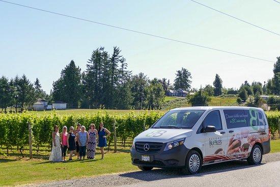 Beyond Bubbles Wine Tours