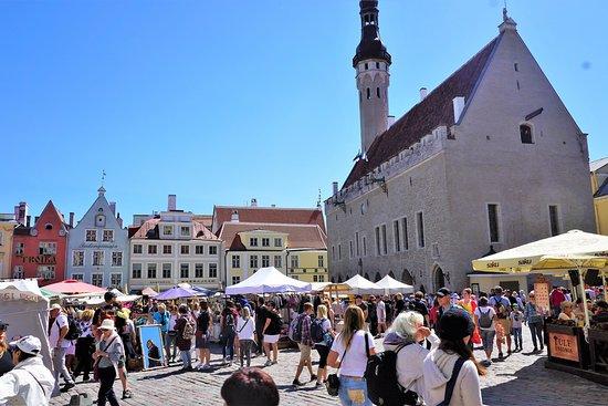 Tallinn City Walks