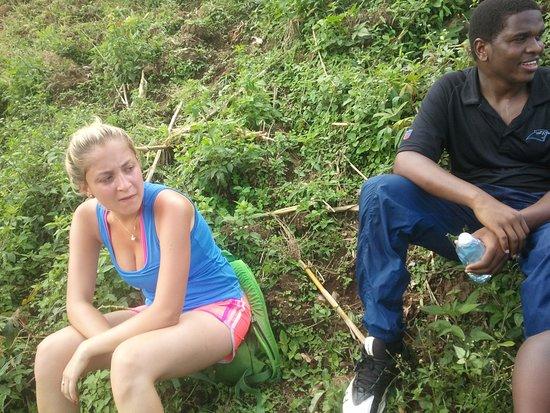 Bududa, Uganda: Hiking Mount Nusu