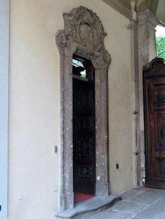 Androne e ingresso