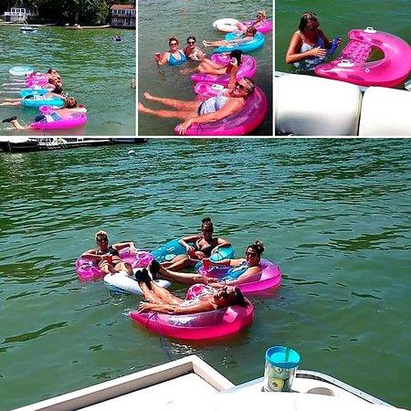Twin Lakes, WI : GIRLS WEEKEND SUCCESS!