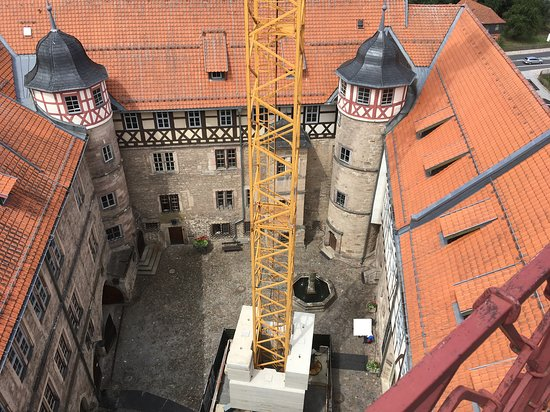 Naturhistorisches Museum Schloss Bertholdsburg