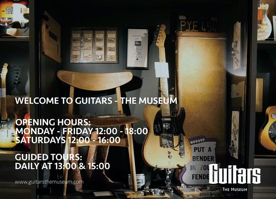 ‪Guitars the Museum‬