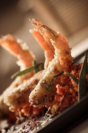 Medousa Restaurant: Shrimps