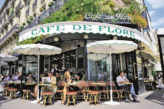 le cafe de flore 172 - Cafés famosos em Paris: Um guia completo dos cafés mais famosos da cidade luz - paris