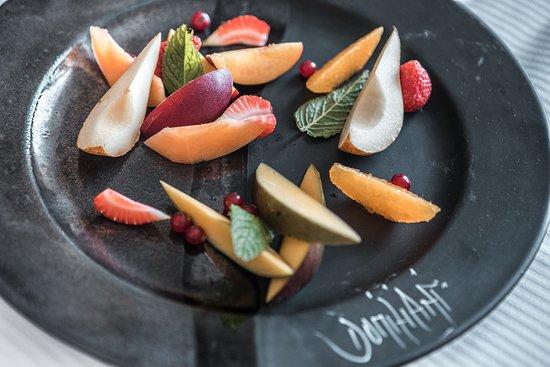 Ristorante Fonte degli Aromi - cucina coinvolgente, sensoriale, semplice e raffinata - Fonteblanda Orbetello