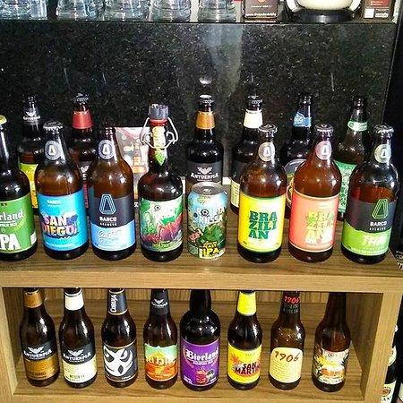 Nossas cervejas artesanais e especiais